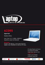 Laptop Centre Flyer