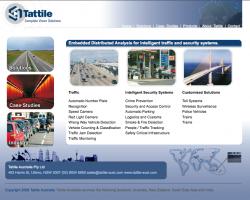 Tattile Website