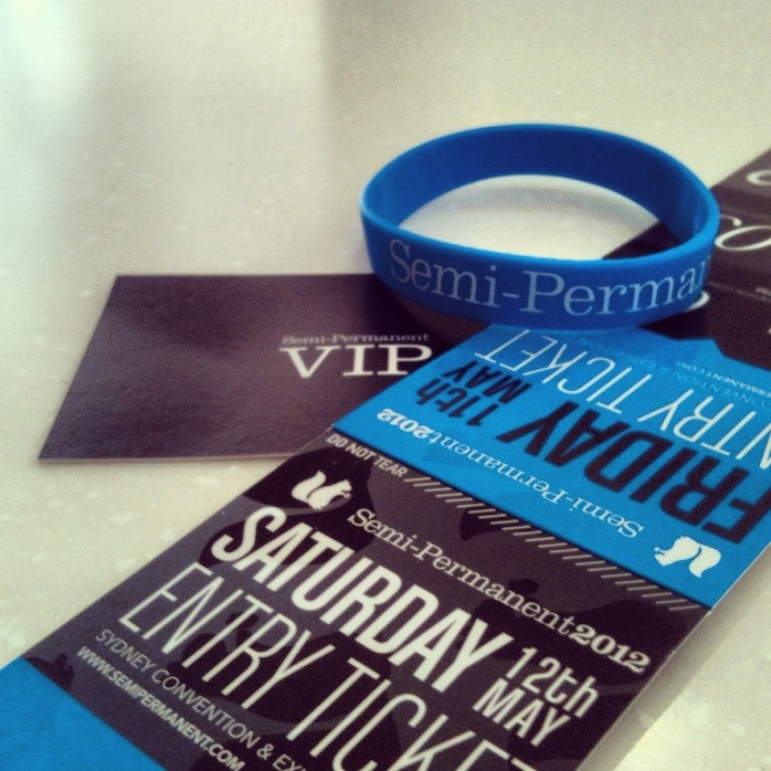 Semipermanent VIP tickets