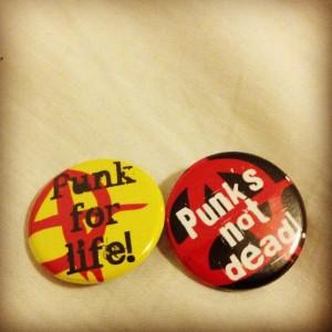 BittenByDesign - punk pin badges