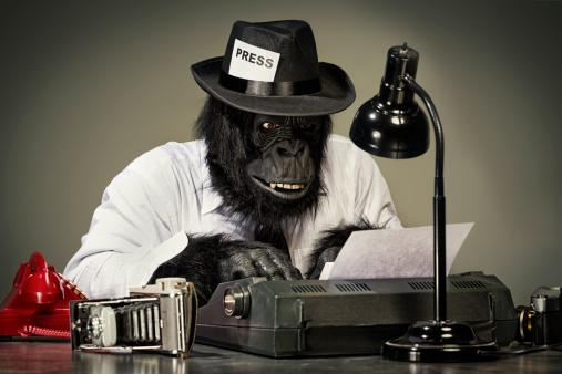 Keyboard Gorilla