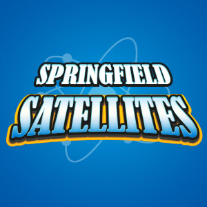 Springfield Satellites – Sample Sports Team Logo
