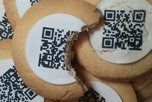 QR Cookie